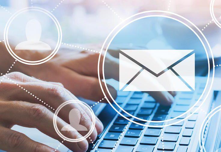 W jakich obszarach korespondencja elektroniczna jest bezpieczna?
