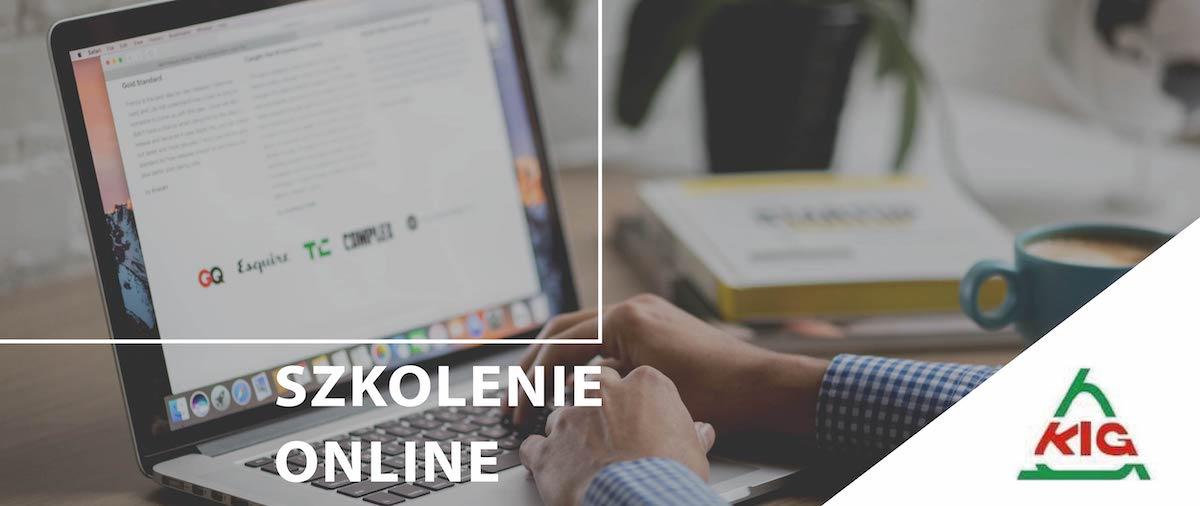 """Szkolenie online """"Cyberbezpieczeństwo a bezpieczeństwo informacji oraz RODO w Twojej firmie"""""""